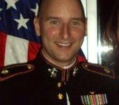 Major Michael Stevens (USMC Pilot, Whidbey Island WA)