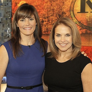 The Katie Couric Show: Sarah Shares Some of Her Story