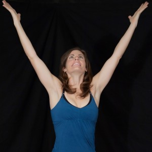 Semper Sarah Plummer yoga ArmsExtended
