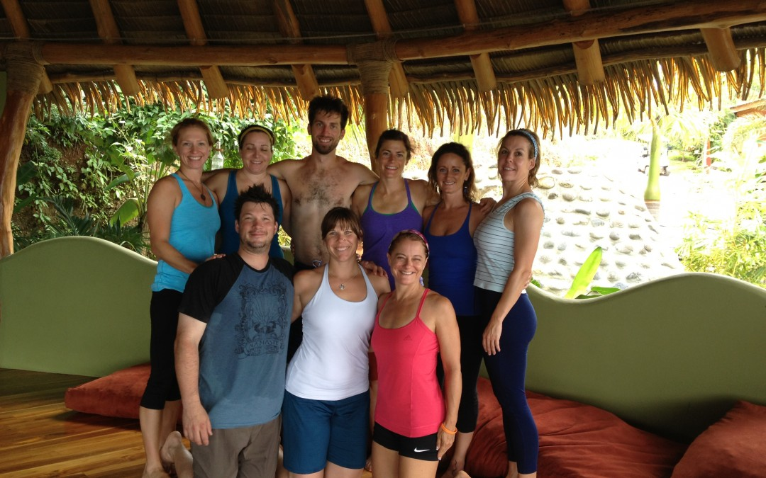 The Story Behind the Yoga Stuff (another guest post) & What's YOUR Story?