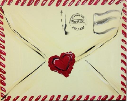 When is the last time someone wrote you a love letter – Semper Sarah