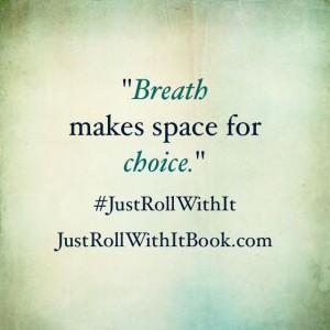 BreathMakesSpaceForChoiceSemperSarahPlummerTaylorJustRollWithItBook