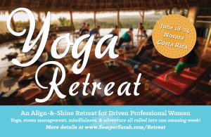 Costa Rica Womens Retreat yoga 2016 semper sarah plummer taylor details