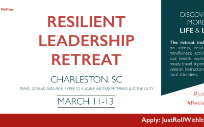 Restore & Rebuild: A Free Resilient Leadership Retreat for Veterans this March